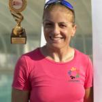 Τιμητική διάκριση για την Ολυμπιονίκη της πάλης Βούλα Ζυγούρη - Ο οργανισμός «Ακαδημία: Κοινωνία & Αθλητισμός» στο Κύπελλο Αθλητικής Ναυαγοσωστικής Ελλάδος