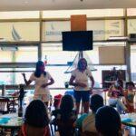 Δράση του ΣΕΟ και επίσκεψη του στο Ναυτικος Ομιλος Τζιτζιφιων Καλλιθεας Summer Camp 2021